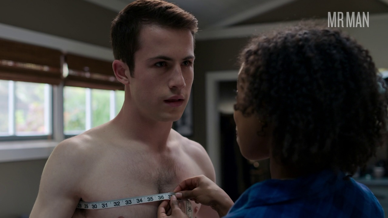 Dylan Minnette Nude Naked Pics And Sex Scenes At Mr Man