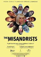 The misandrists db5710dd boxcover