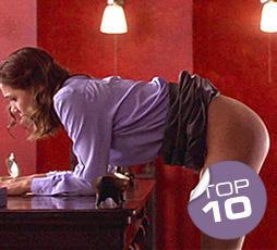 celebrity spanking