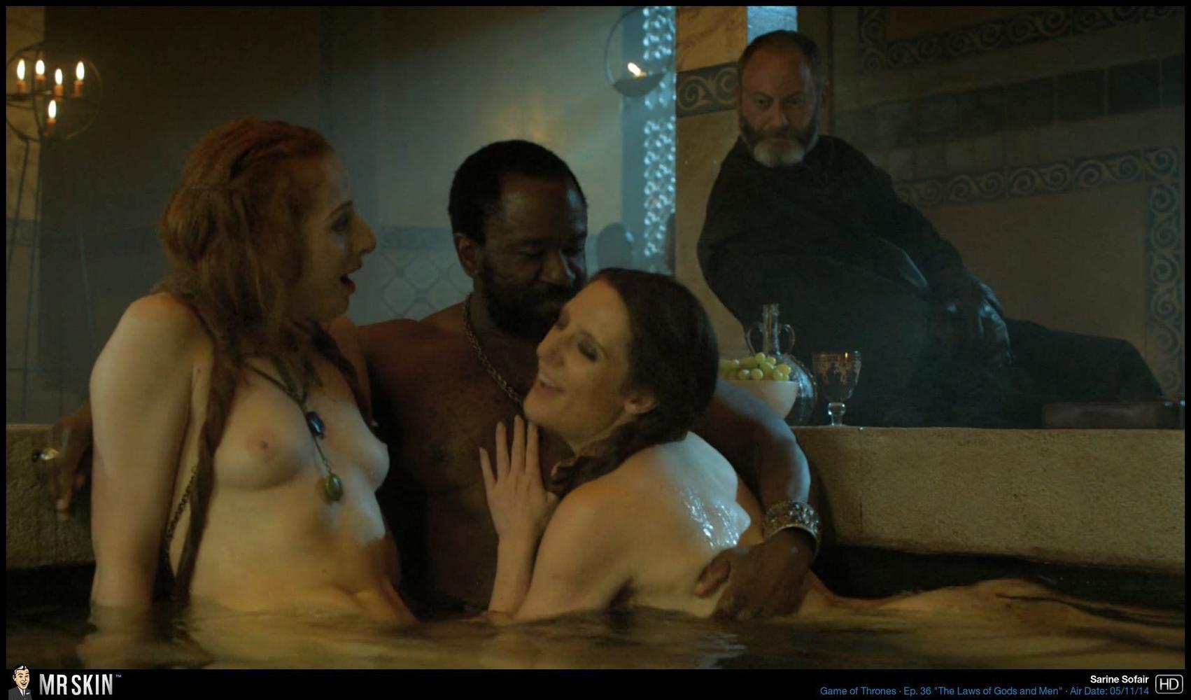 Tv Nudity Report Game Of Thrones, Da Vincis Demons, Salem,-1201