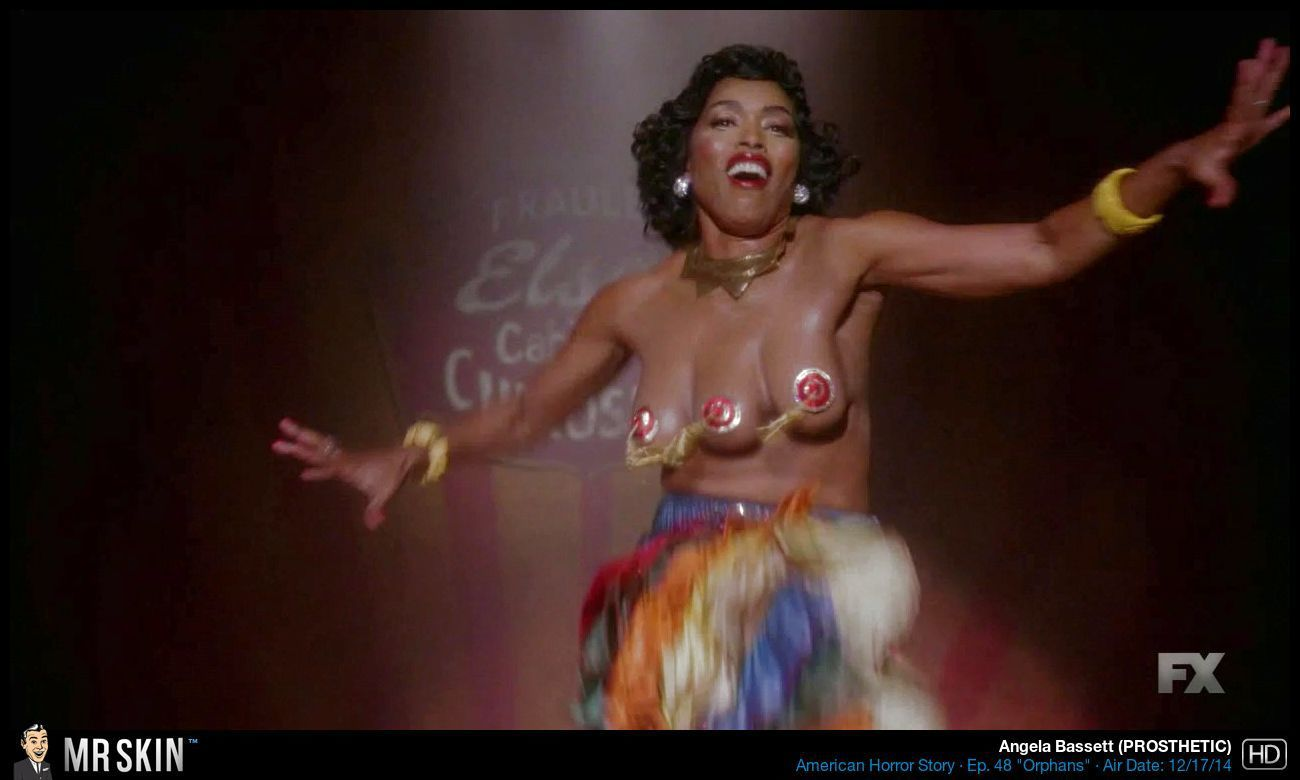 Angela Bassett Nude Pics tv nudity report: ascension, the affair & american horror story