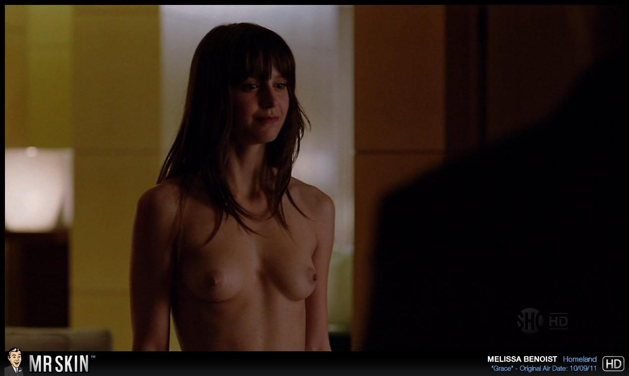 Melissa Benoist Nude Photos