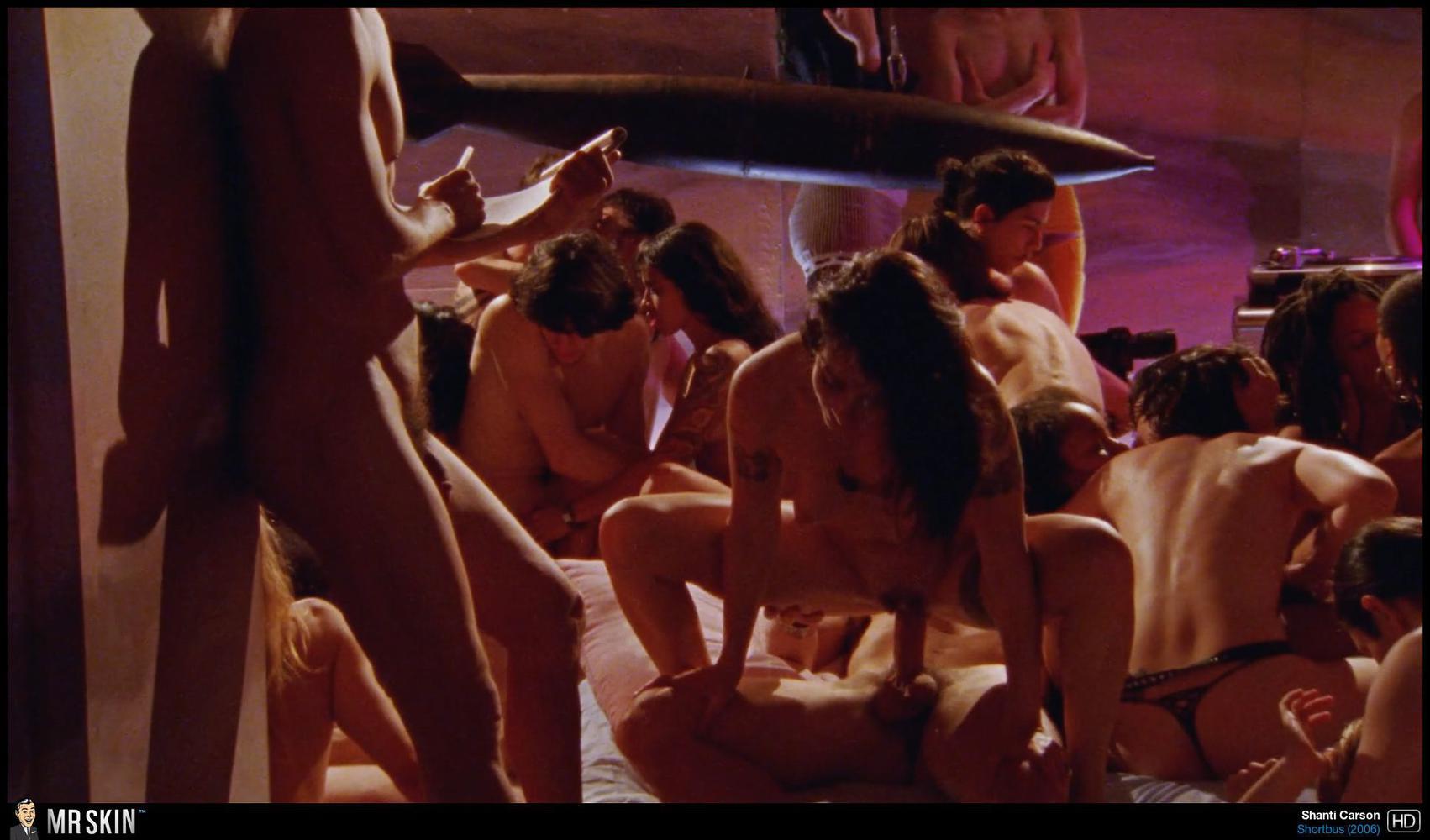 Movie shortbus sex scenes