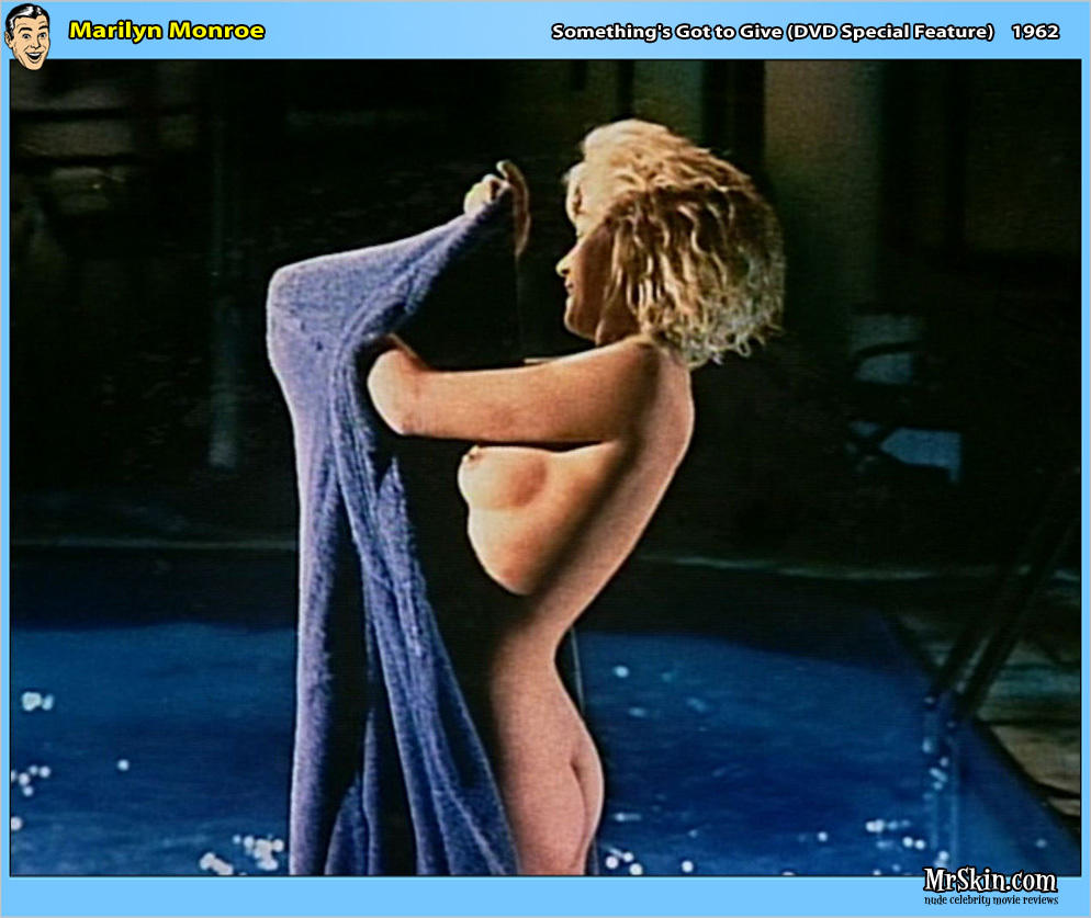 Marilyn Monroe Nude Pictures