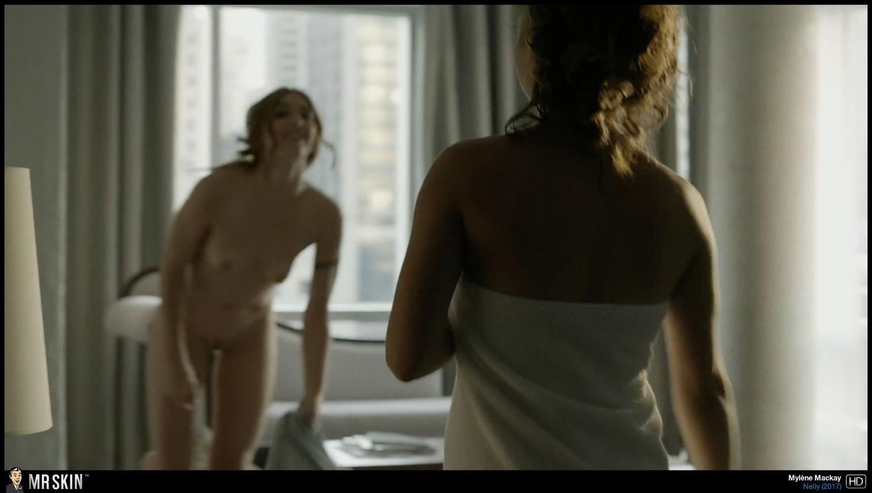 Aura Garrido Nude movie nudity report: nelly & cold skin 9.7.18