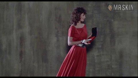 Kelly lebrock woman in red nude scene