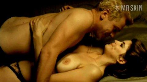 Nude scene in easy virtue
