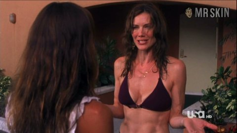 Possible speak Burn notice sonya nude are