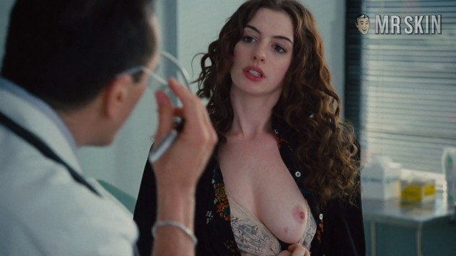 Anne hathaway naked video