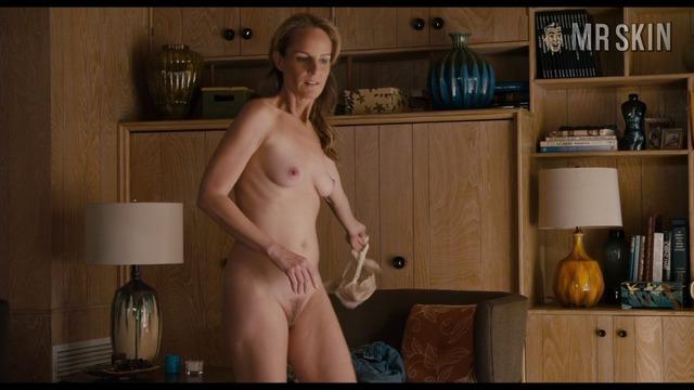 Nude chubby blonde women