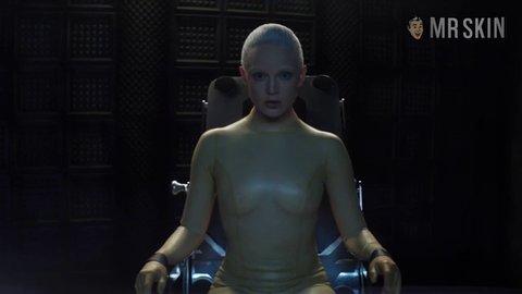 Caity lotz nude