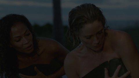 Sherri saum naked