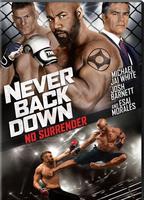 Never back down no surrender ee7ec5e1 boxcover